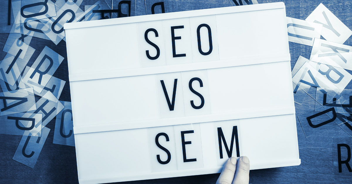 SEO vs. SEM: Which Strategy is Right For Your Kitchen and Bath Contractor Business